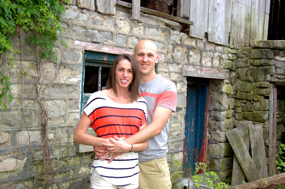 Joel And Kaitlin from Kitchener