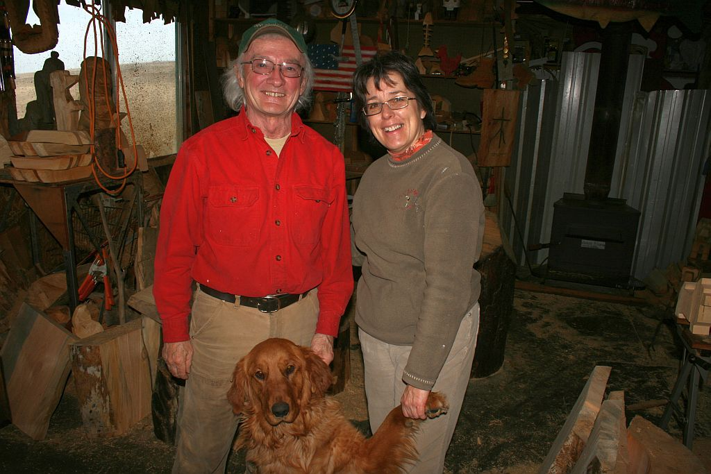 Frances & Dennis from Cottonwood