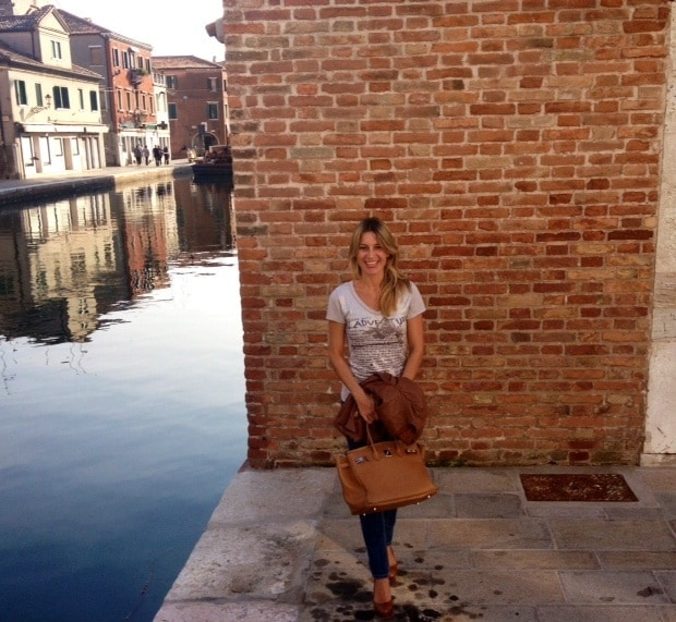 Chiara from Venice