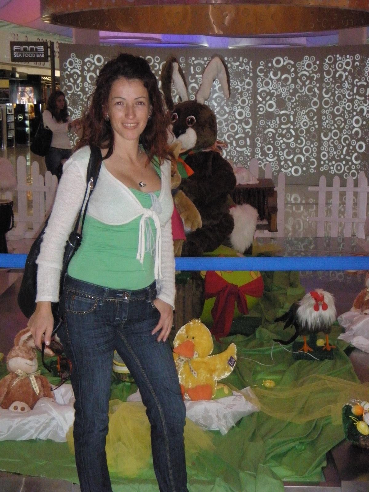 Nadejda from Nicosia
