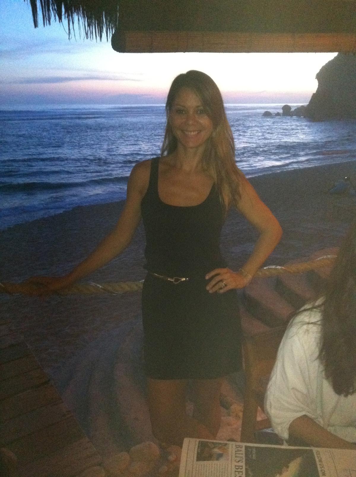 Hi, I'm Vi. I came to beautiful Bali with my famil