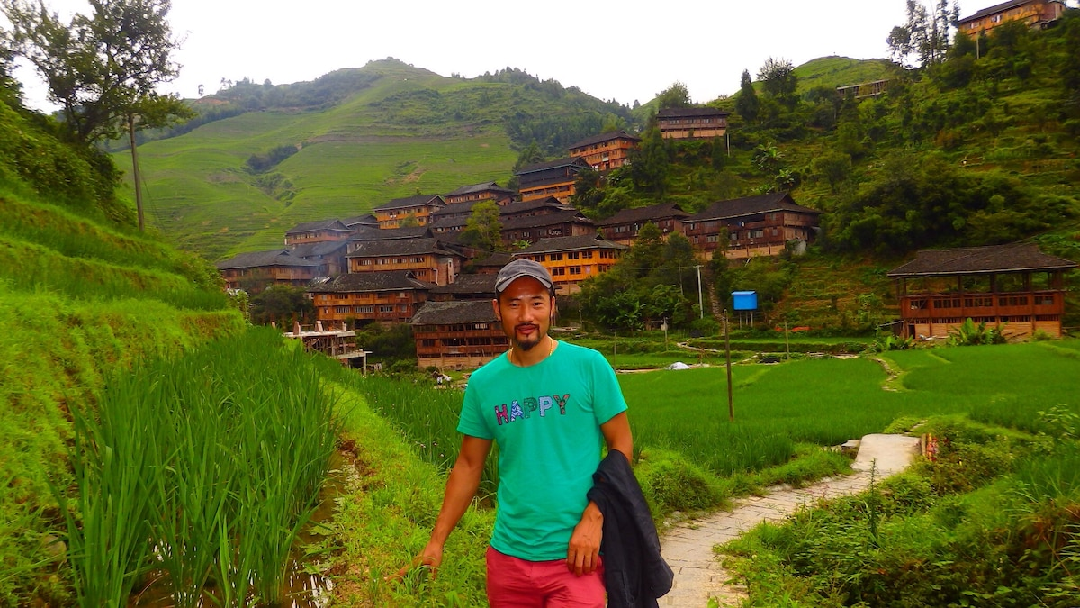 Mark From Guilin, China