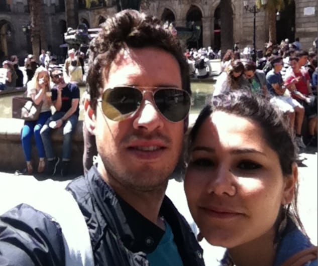 Skander & Manuela from Antibes