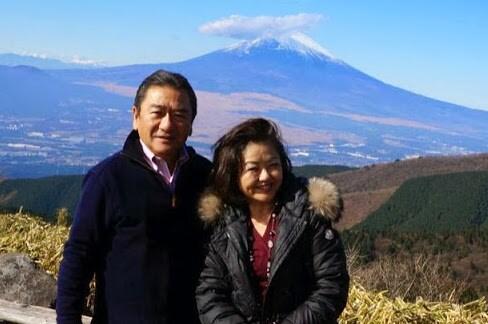 Yasuko Oshima from Setagaya