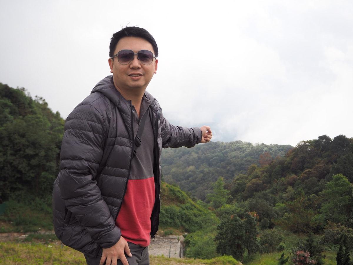 Suchart from Bangkok