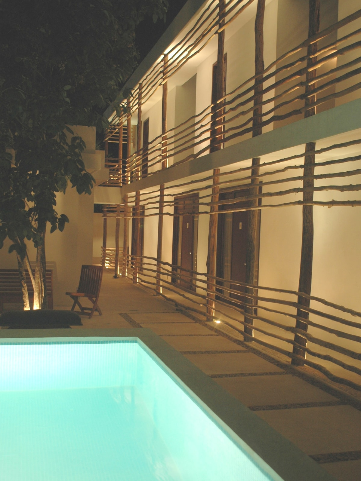 Hotel Latino is a small and cozy hotel located in