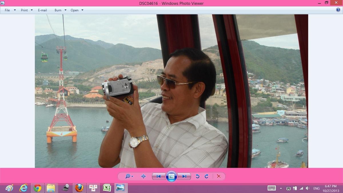 Son from Nha Trang