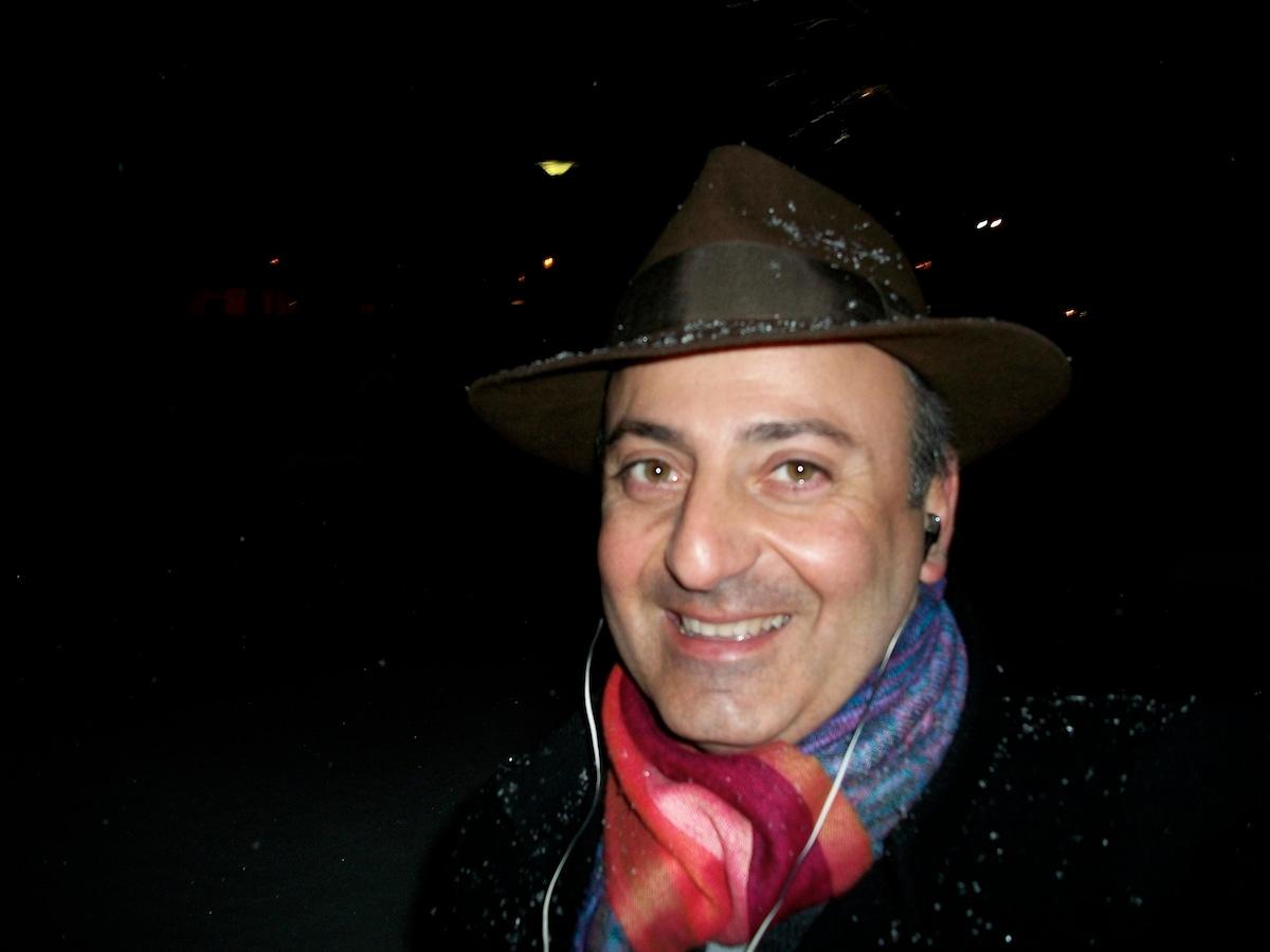 Rodolfo from Roma