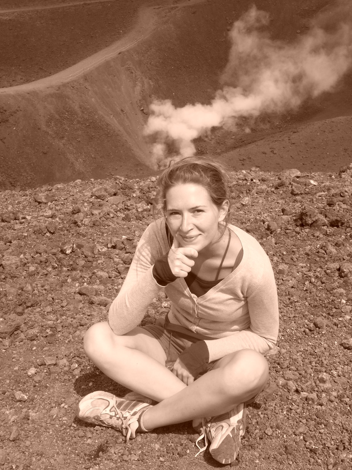 Marta From Tagounite, Morocco