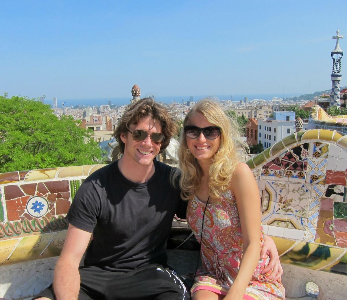 Ryan & Anna from Santa Cruz