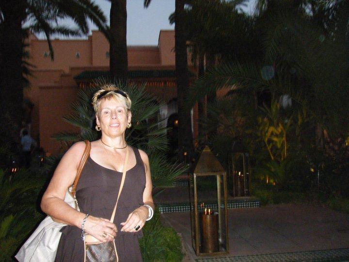 Catherine from Marrakesh