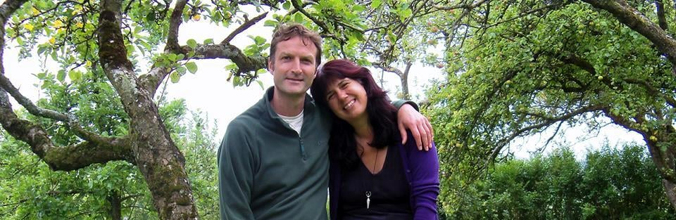Alastair And Marion from Glastonbury