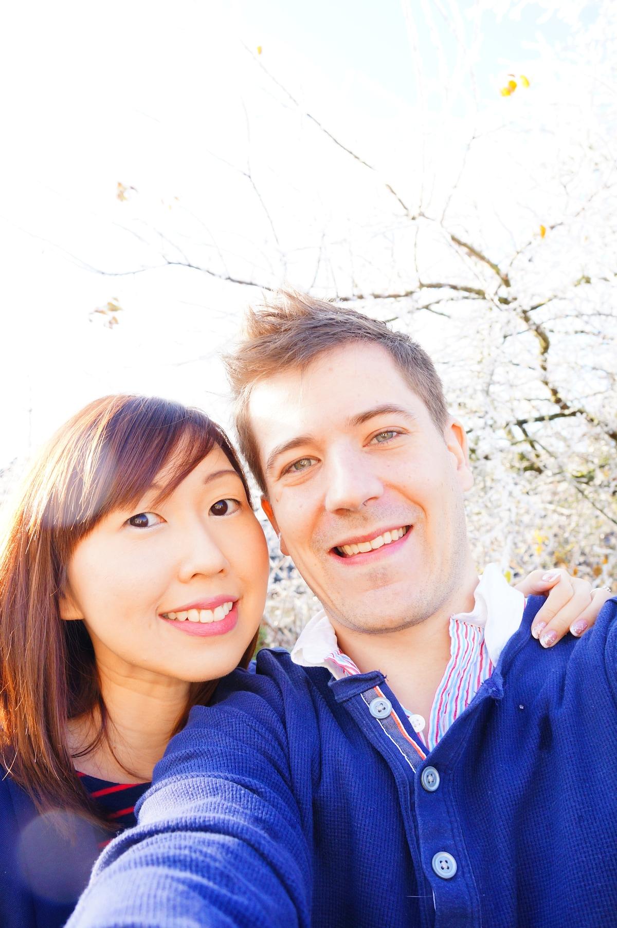 Francesca & Sebastien