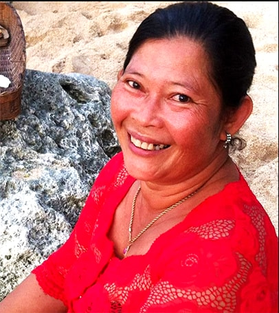 Mama From Indonesia