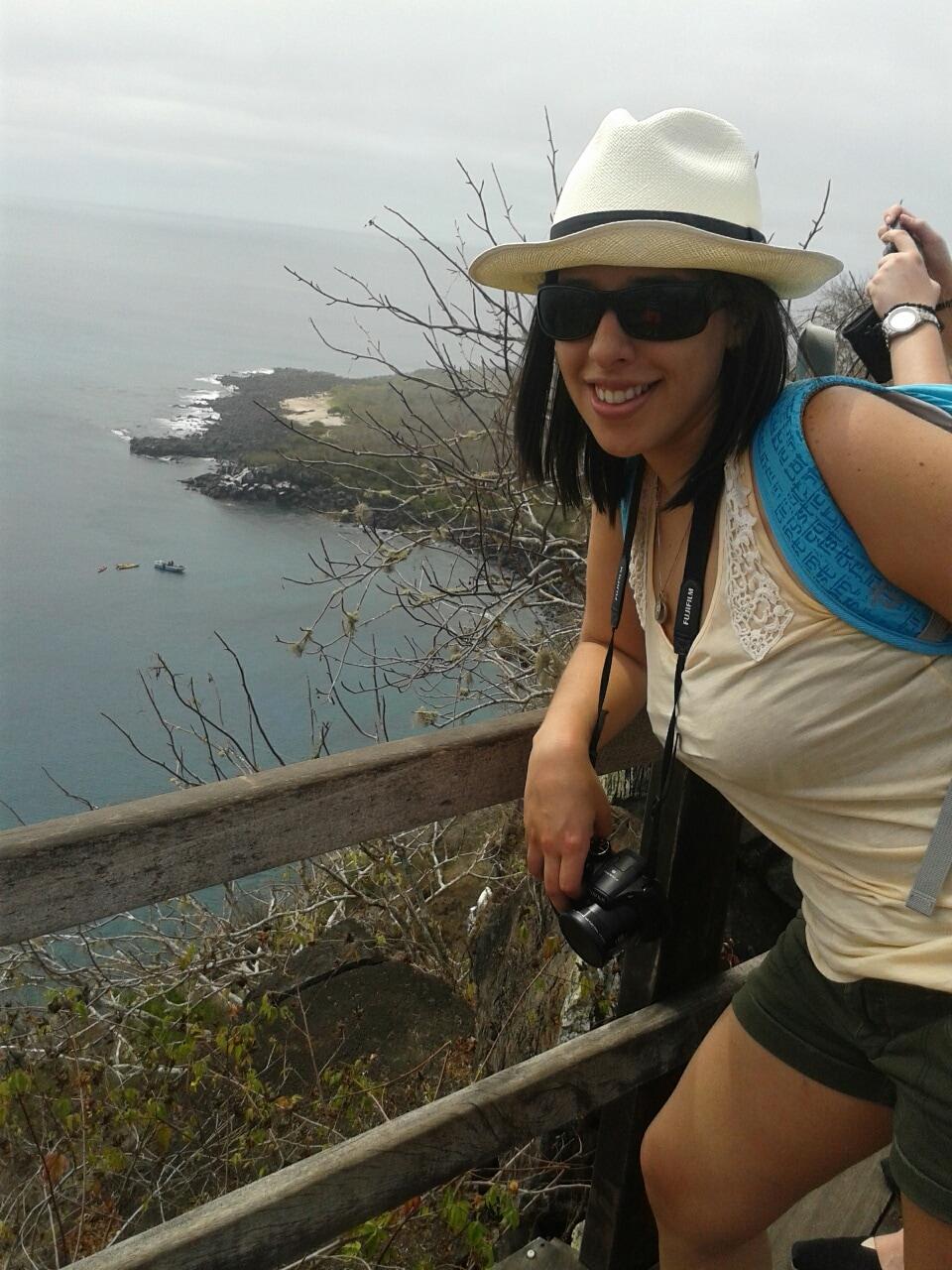 Daniela From Ecuador