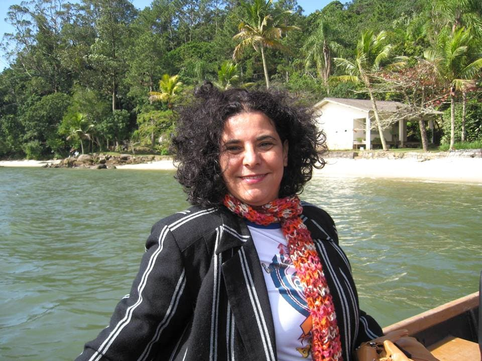 Maria From Jaraguá do Sul, Brazil