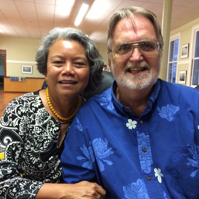 Margarita & Kevin from Hilo