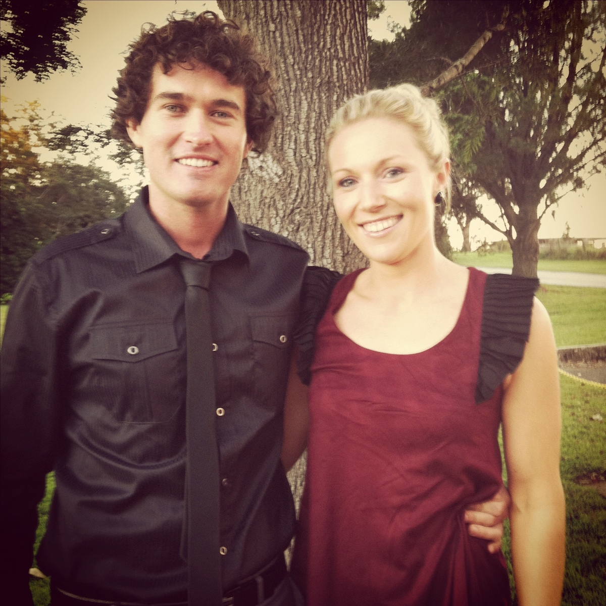 Jayde And Michael From Warners Bay, Australia