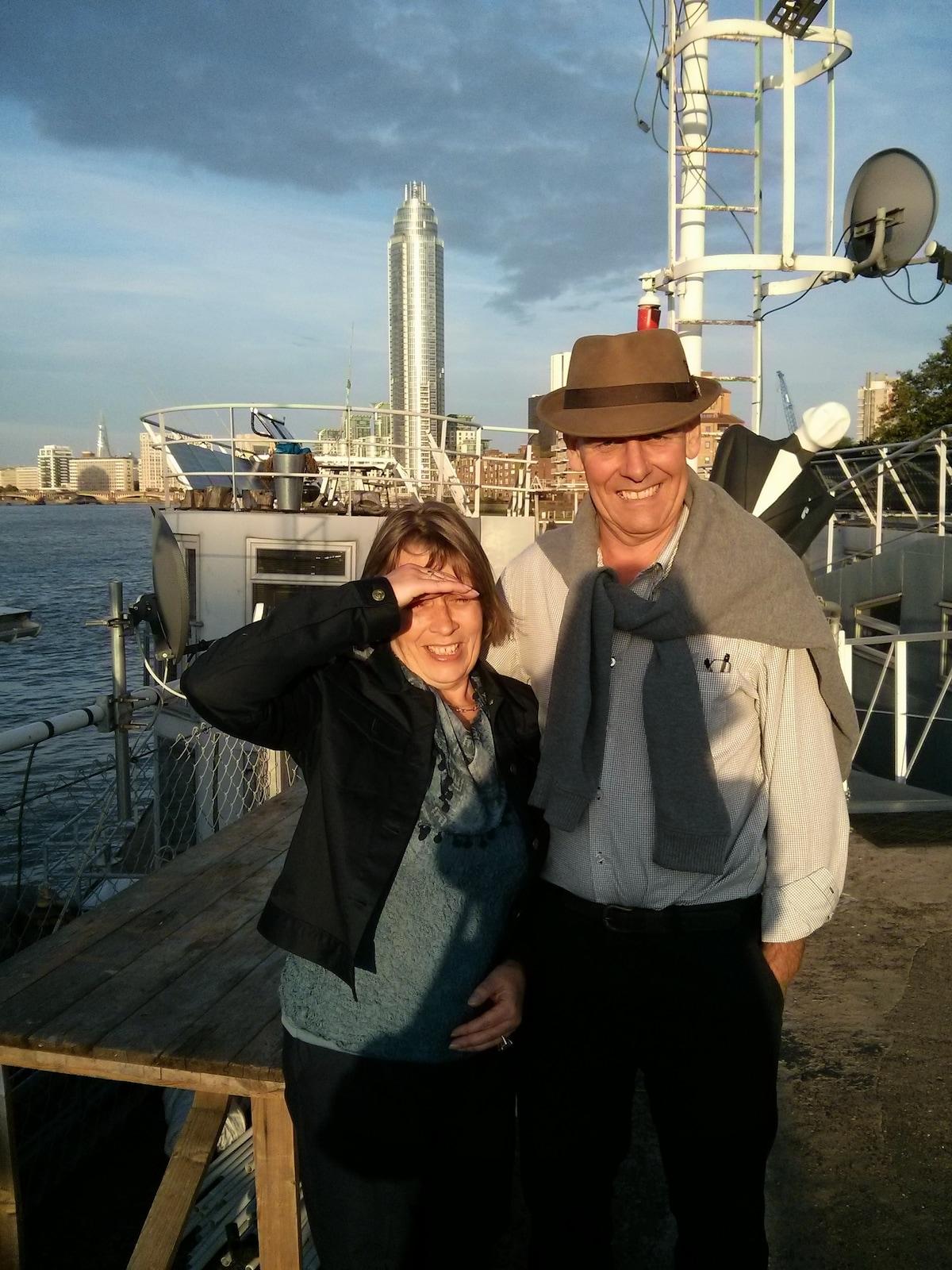 Rob And Sara from Ripon