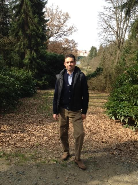 Aleksandar From Viareggio, Italy