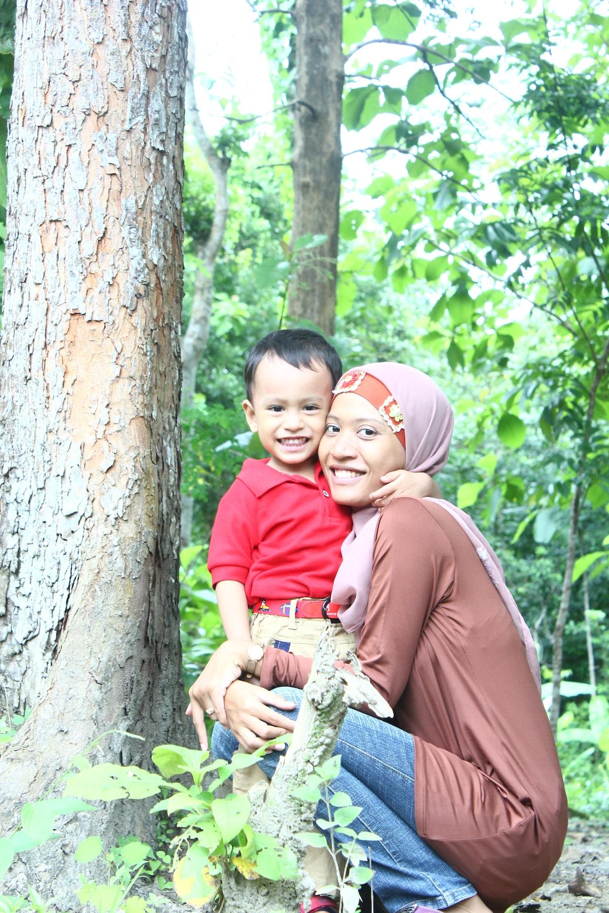Runi From Yogyakarta, Indonesia