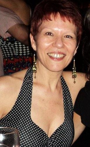 Maria Rosa From Rosario, Argentina