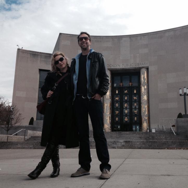 Ross & Vanja from Toronto