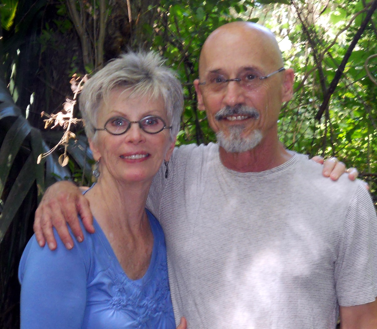 Leslie & Charles From South Carolina, United States