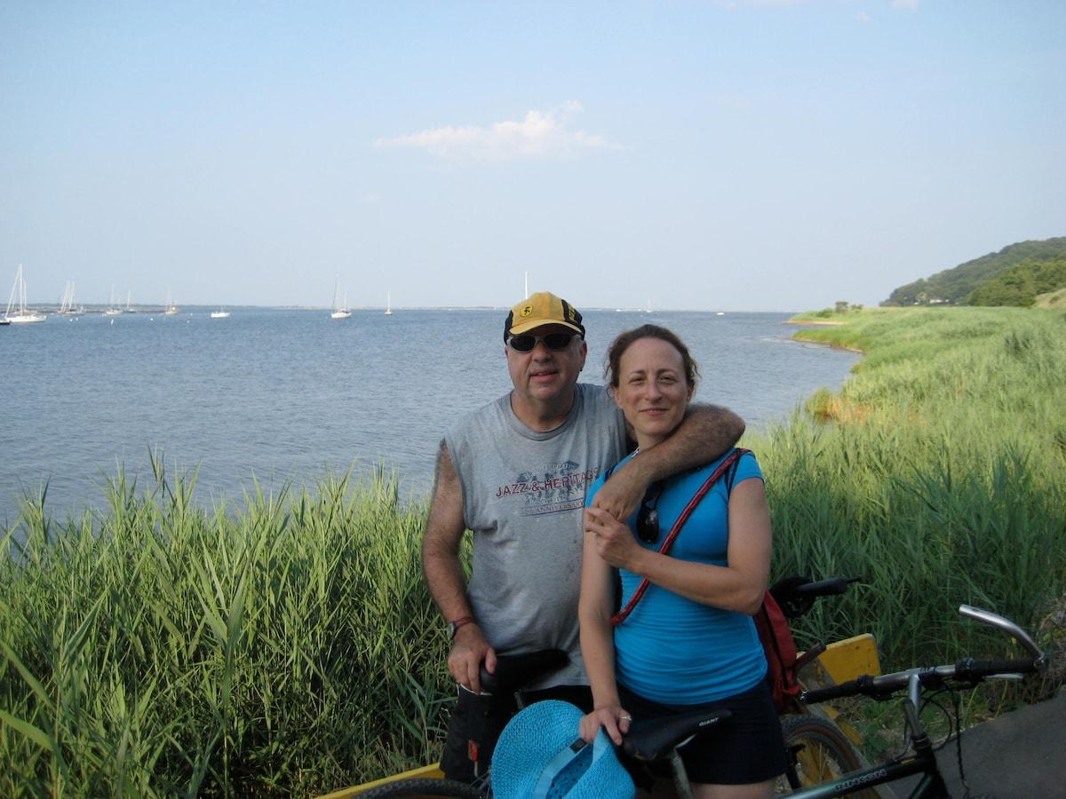 Alan And Rebecca