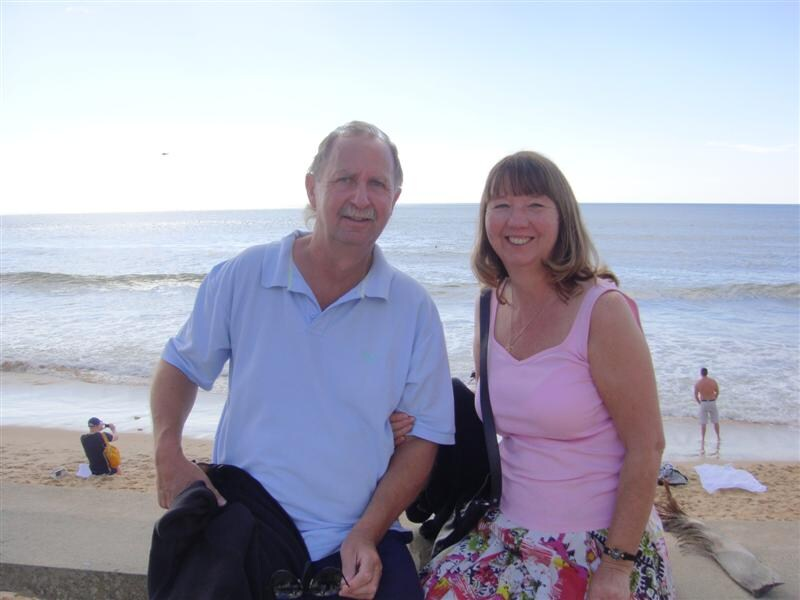 Nic & Chris from Southend-on-Sea