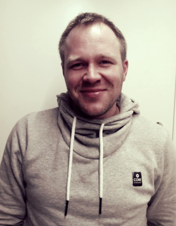 Kasparas From Vilnius, Lithuania