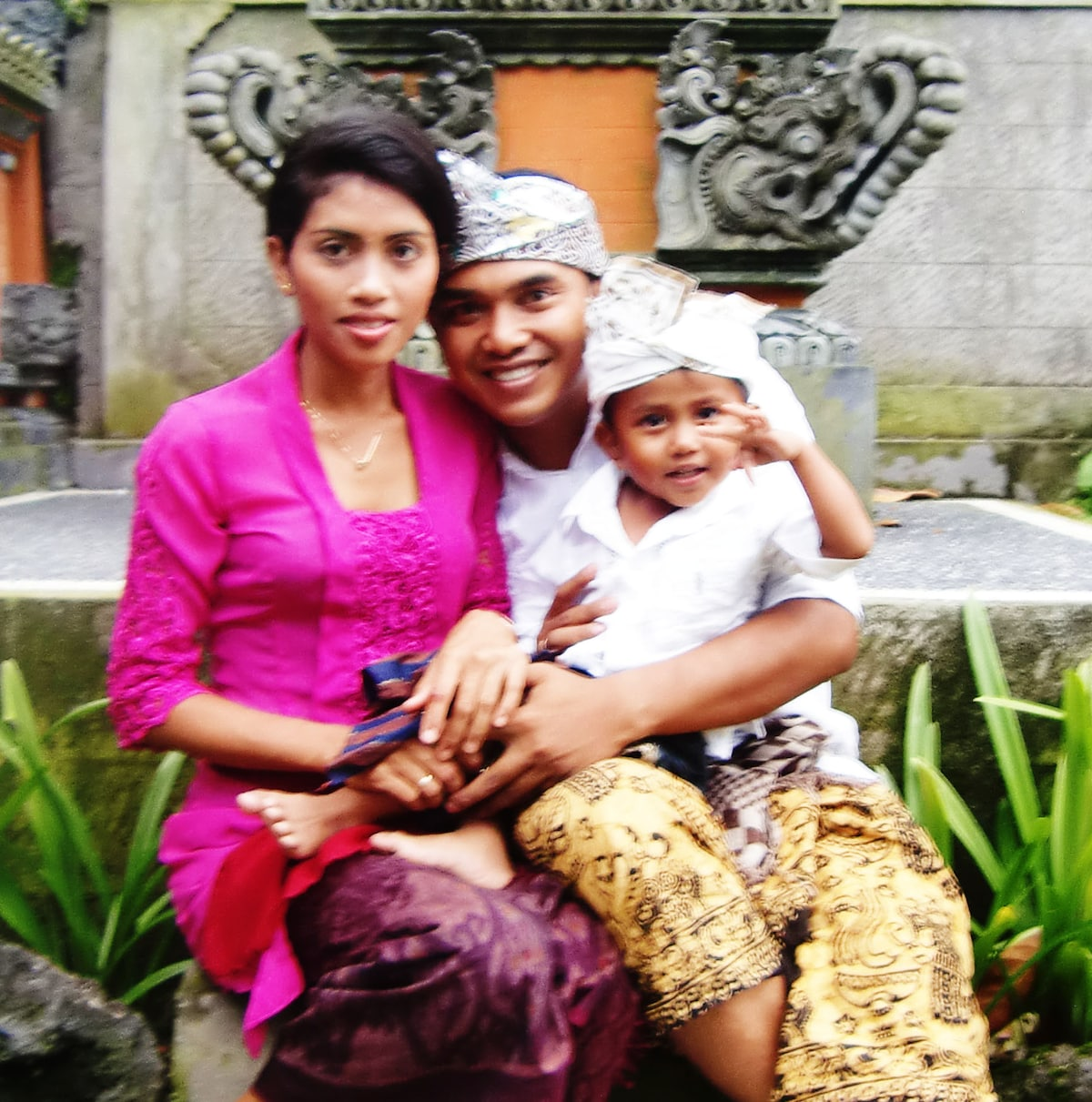 Komang from Ubud