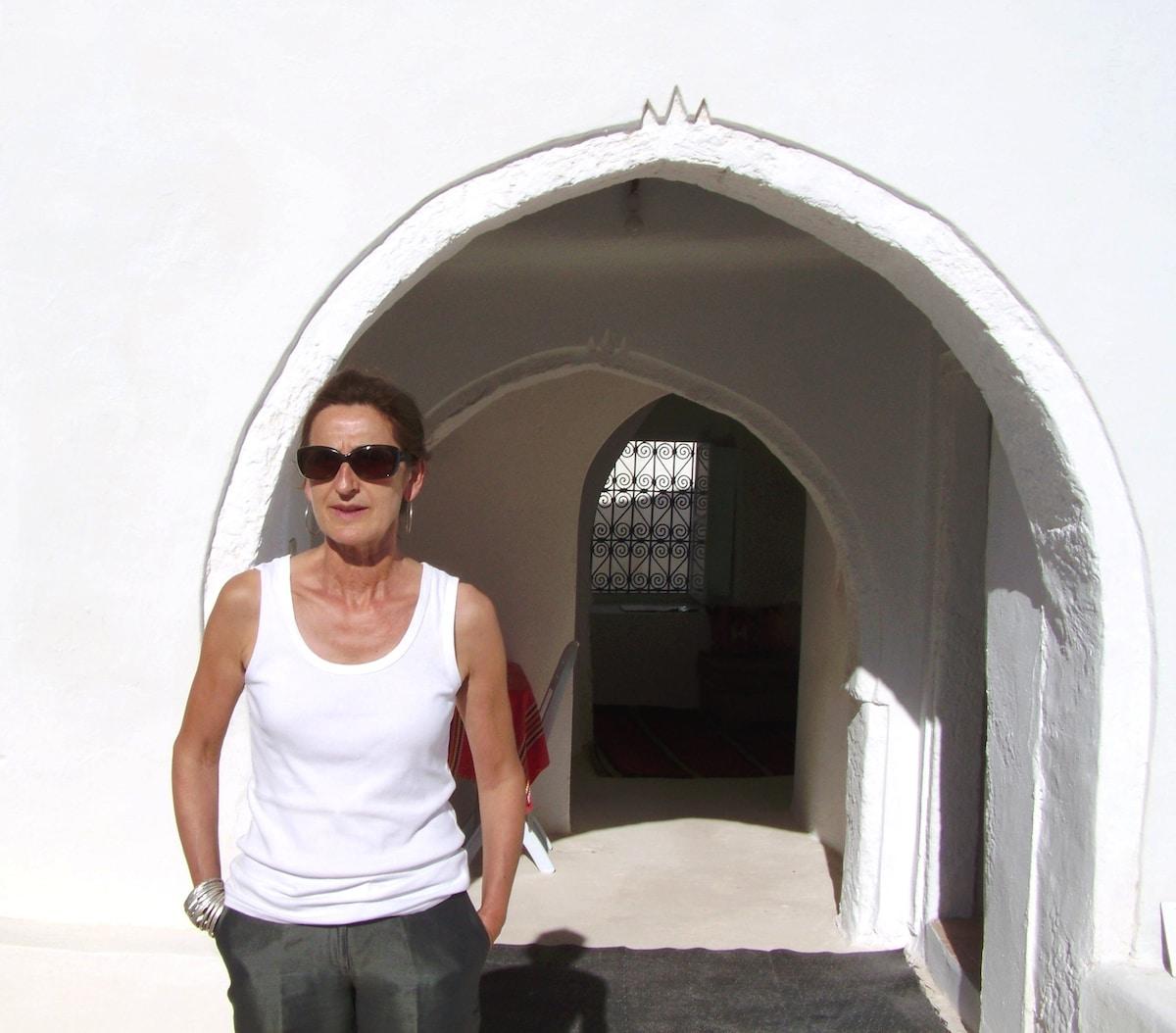Connais l'île de Djerba depuis plus de vingt ans e