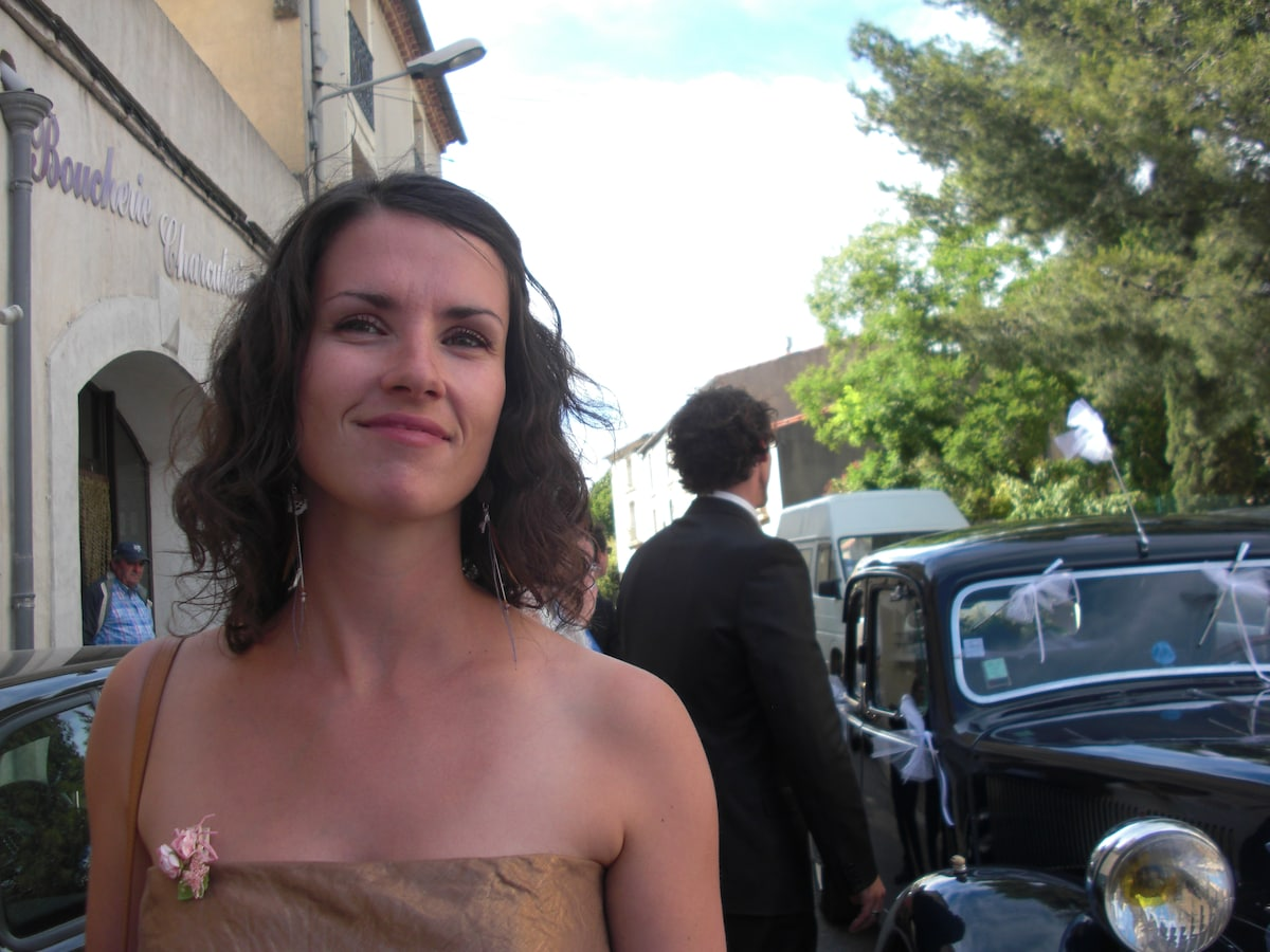 Hélène from Tourbes