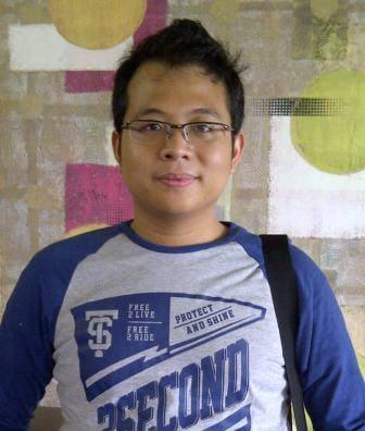Andi From Surabaya, Indonesia