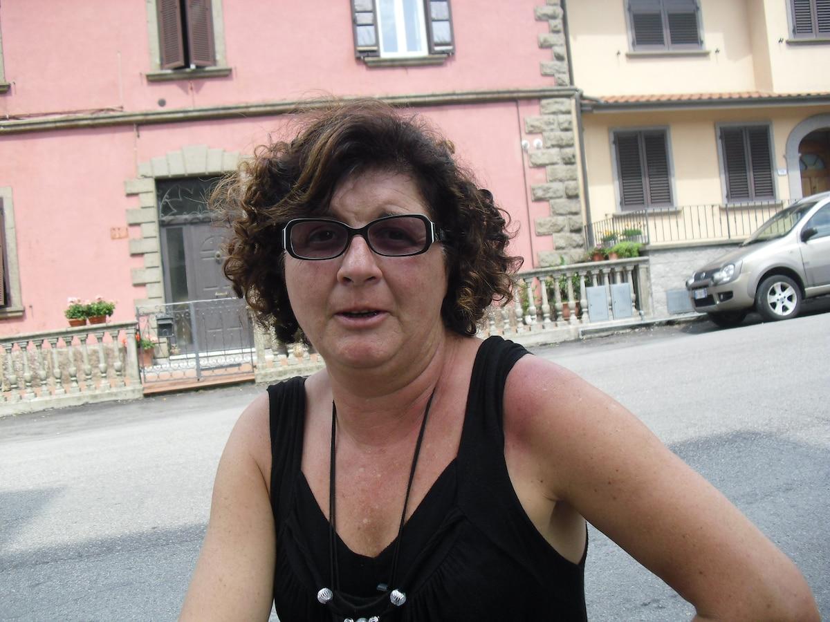Sandra From Bagni San Filippo, Italy