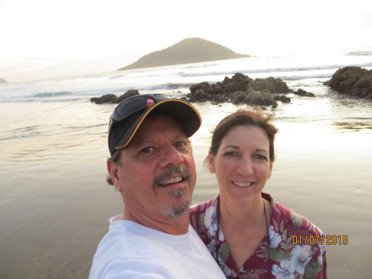 Kirsten And Mark From Granite Bay, CA