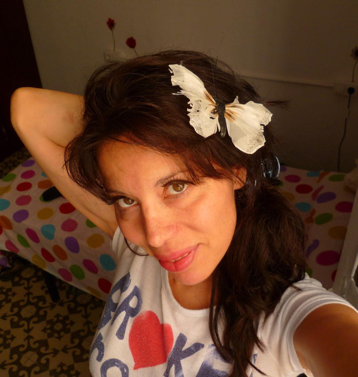 Mariana From Merlo, Argentina