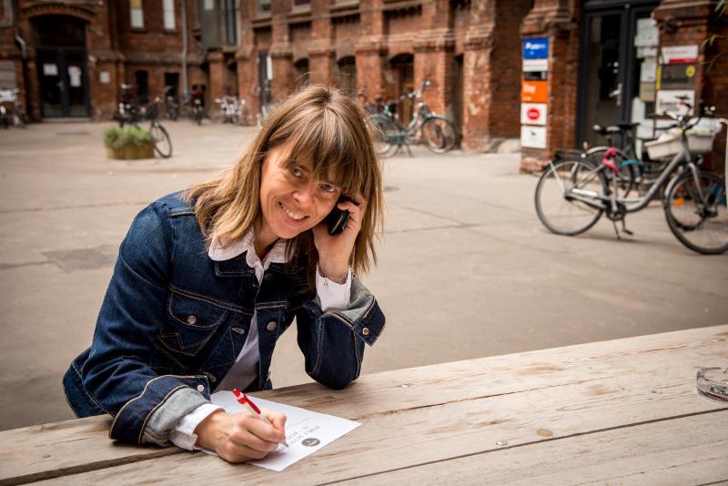 Yvonne from Berlin