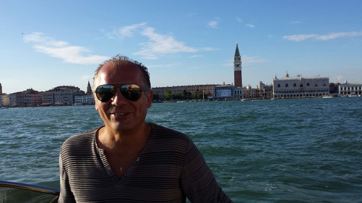 Mauro from Venice