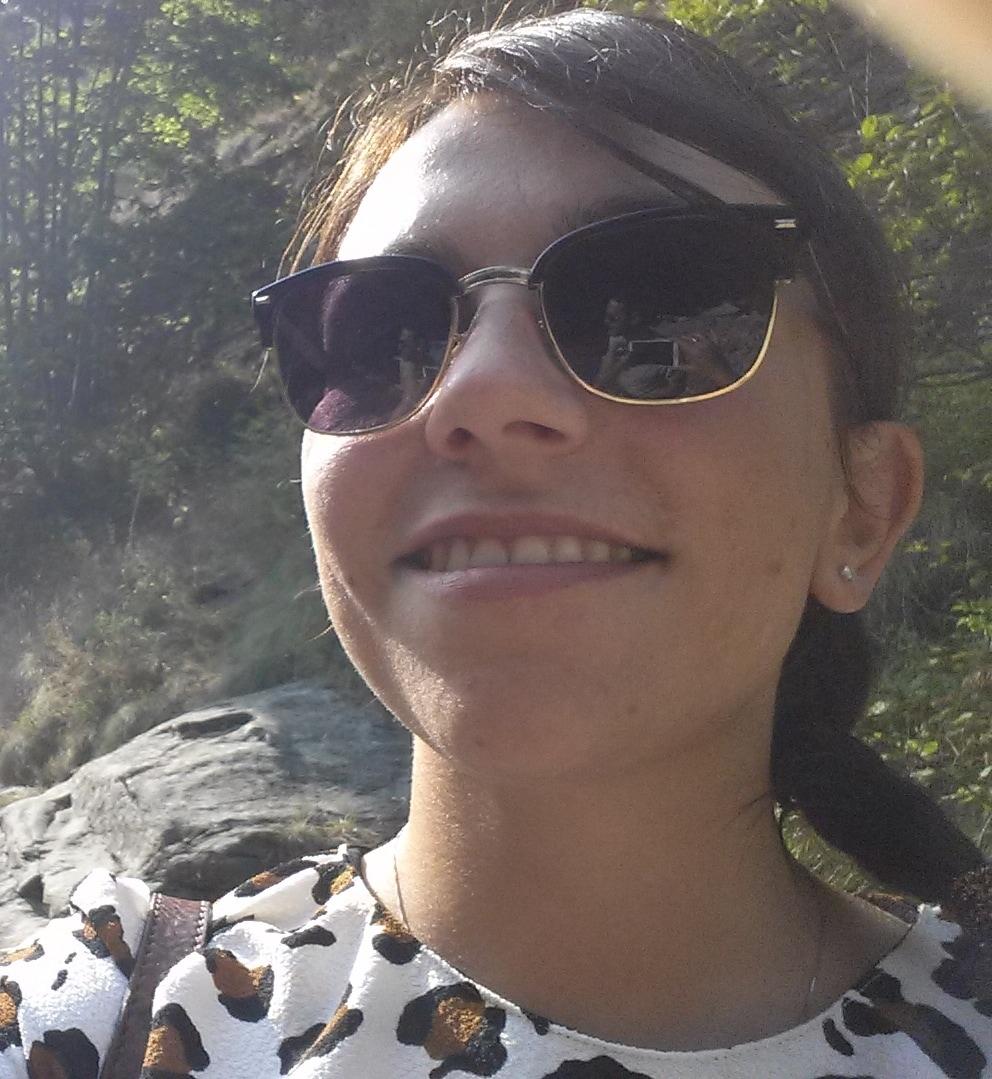 Martina from Francavilla al Mare