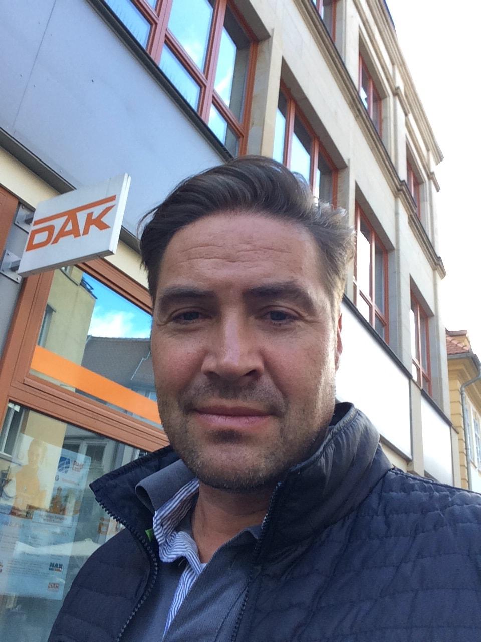 Thomas From Erfurt, Germany
