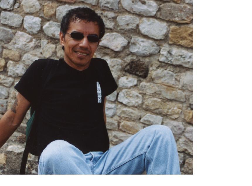 Aaron from Quito / Pichincha / centro historico