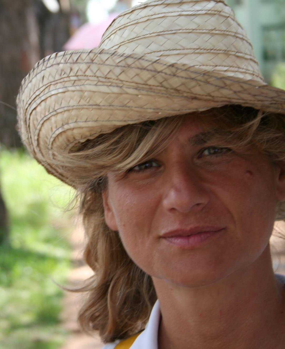 Enrica From Bergamo, Italy