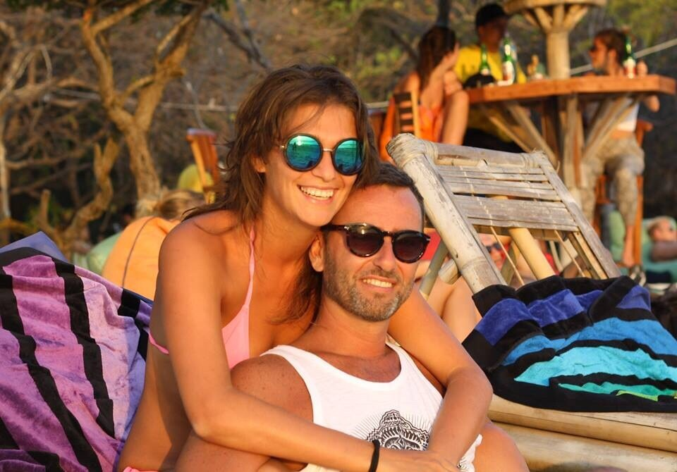 Laurent & Olya From Cannes, France