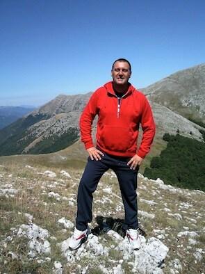 Stefano From Pescasseroli, Italy