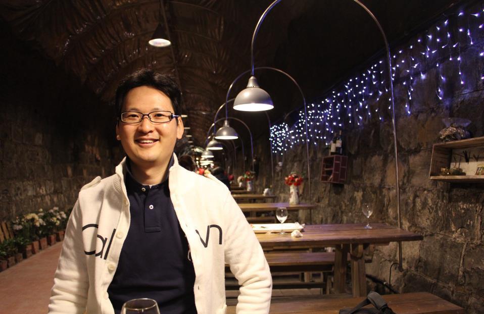 SungSu from Dongnae-gu
