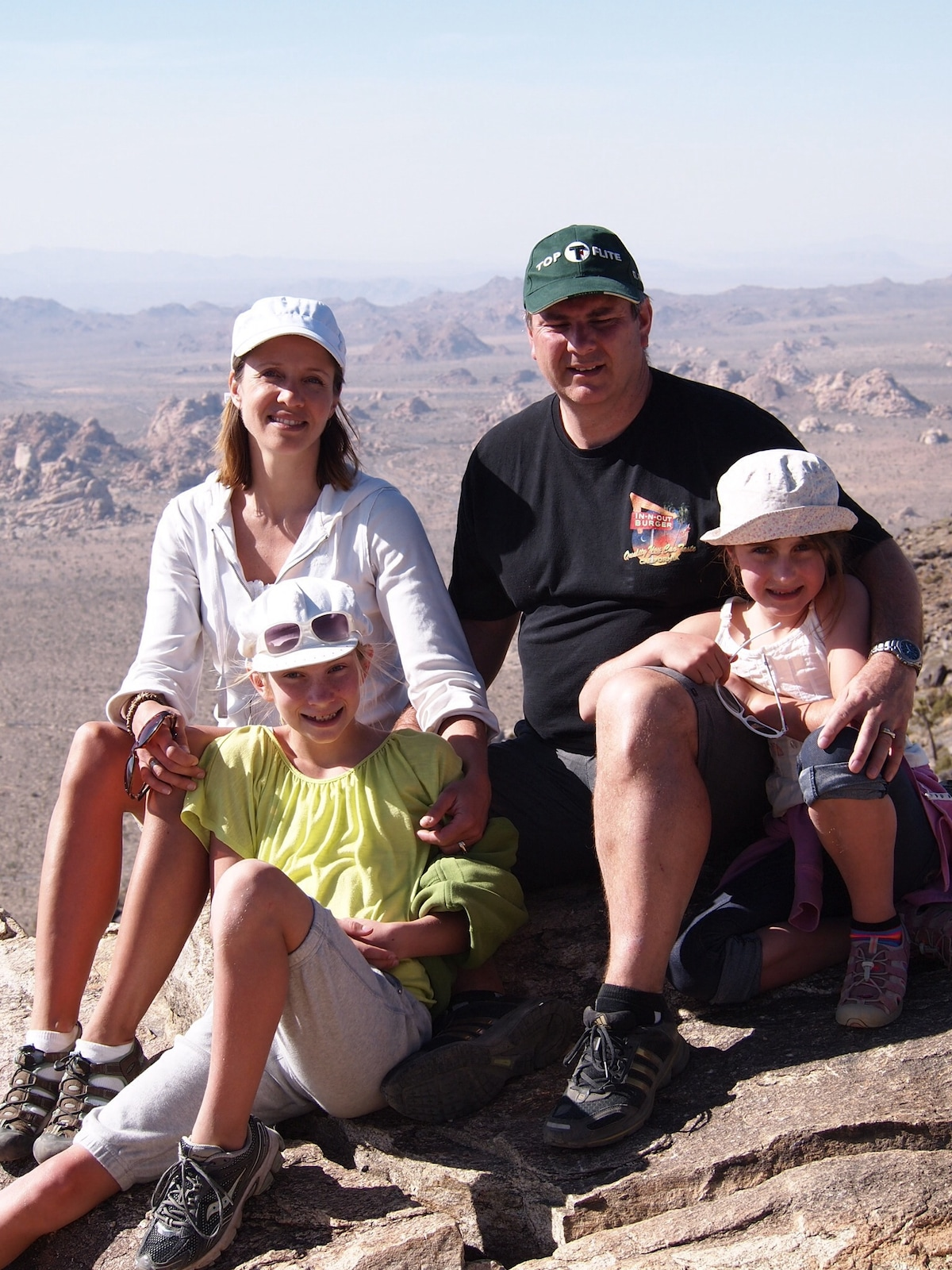 Rick, Kimberlei and our two daughters Danika and S