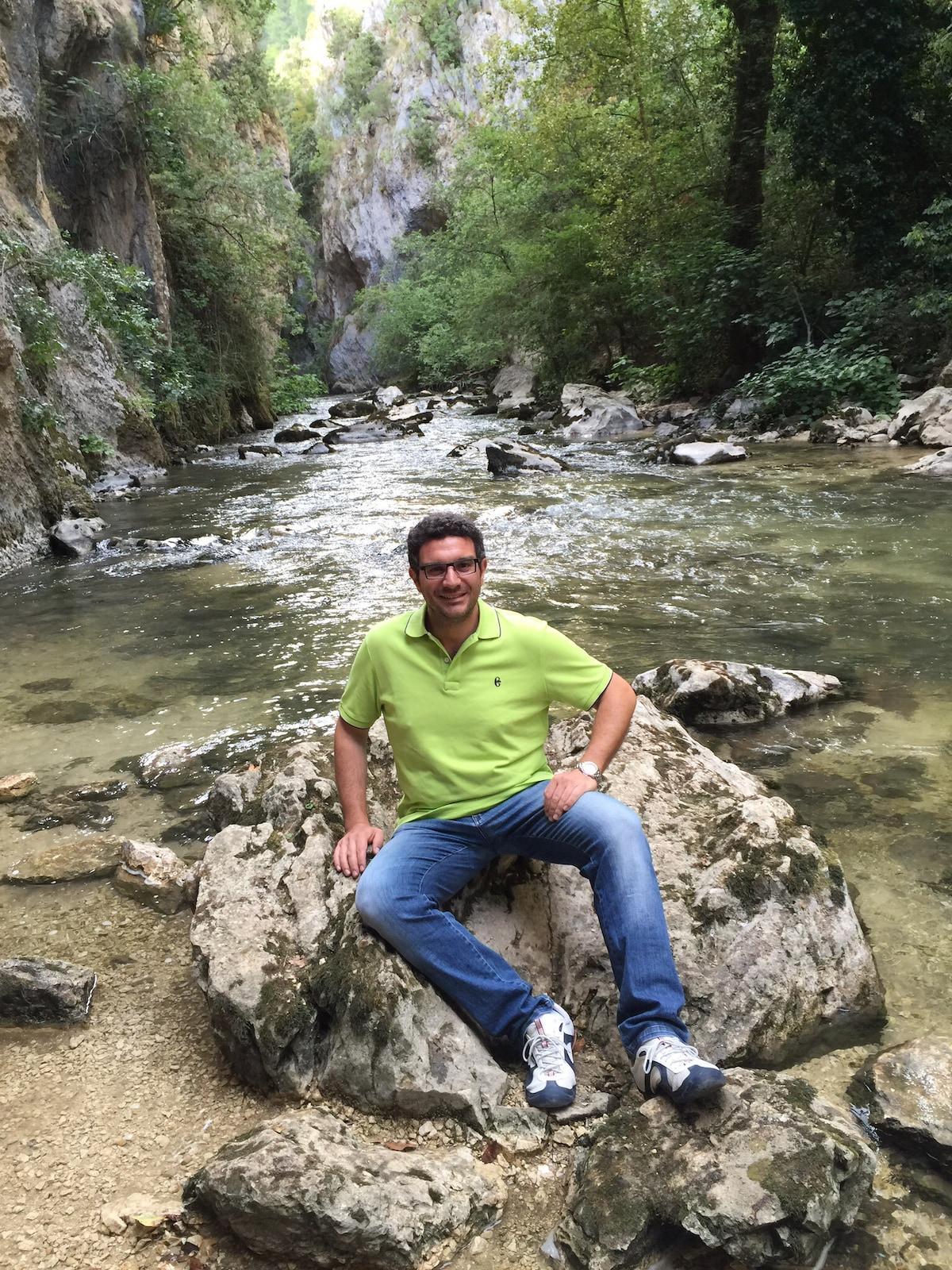 Davide from Sulmona