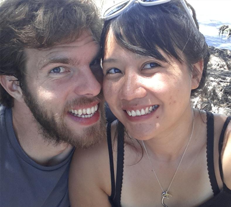 Jasmin And Adrien From Wellington, New Zealand